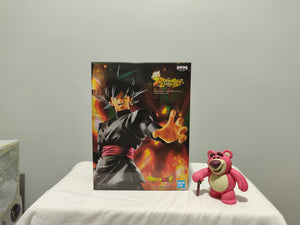 Banpresto Dragon Ball Legends Collab Goku Black front of the box