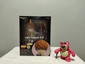 Nendoroid 1160 DEATH NOTE - Light Yagami 2.0 front of the box
