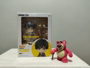 Nendoroid 1082 BANANA FISH - Eiji Okumura front of the box