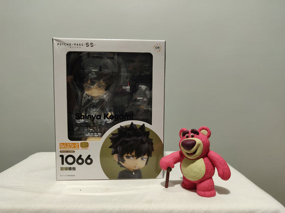 Nendoroid 1066 PSYCHO-PASS Sinners of the System - Shinya Kogami front of the box