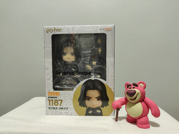 Nendoroid 1187 Harry Potter - Severus Snape front of the box