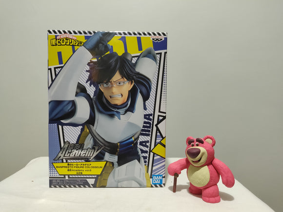 Banpresto - Figure Colosseum Vol 6 - Tenya (A) front of the box