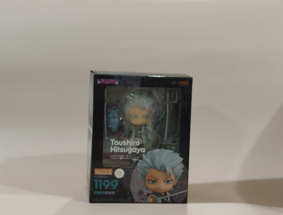 Nendoroid 1199 BLEACH - Toshiro Hitsugaya front of the box
