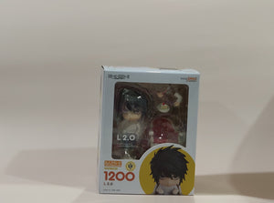 Nendoroid 1200 DEATH NOTE - L 2.0 front of the box