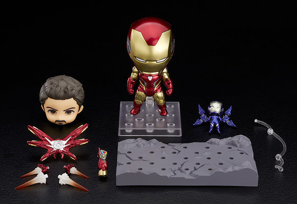 Nendoroid 1230-DX Avengers: Endgame - Iron Man Mark 85: Endgame Ver. DX