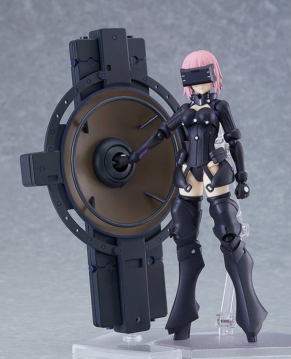 figma 502 Fate/Grand Order -  Shielder/Mash Kyrielight (Ortinax) amin pose