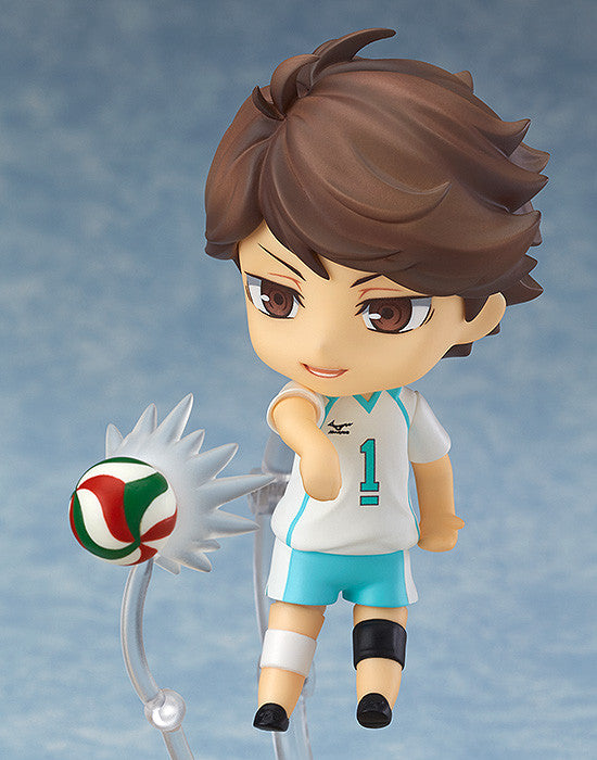 Nendoroid 563 Haikyu!! Second Season -  Toru Oikawa