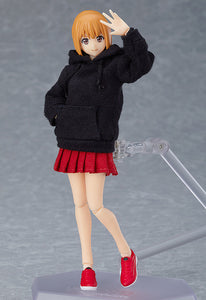 Figma 478 figma Styles - Female Body (Emily) with Hoodie Outfit main pose