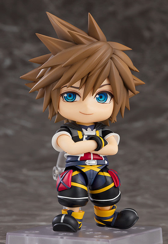 Nendoroid 1487 Kingdom Hearts II -  Sora: Kingdom Hearts II Ver. main pose
