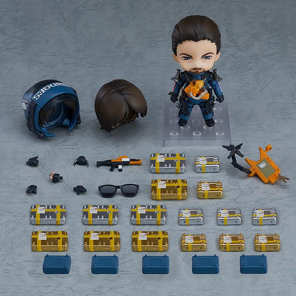 Nendoroid 1282-DX DEATH STRANDING - Sam Porter Bridges: Great Deliverer Ver. parts