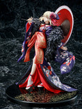 Scale Figure 1/7 Fate/stay night: Heaven's Feel - Saber Alter: Kimono Ver. Front left pose