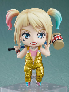 Nendoroid 1438 Birds of Prey (and the Fantabulous Emancipation of One Harley Quinn) - Harley Quinn: Birds of Prey Ver. Main pose