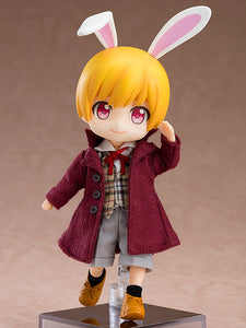 Nendoroid Doll: White Rabbit (2nd Release) main pose