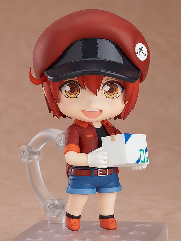 Nendoroid 1214 Cells at Work! - Red Blood Cell