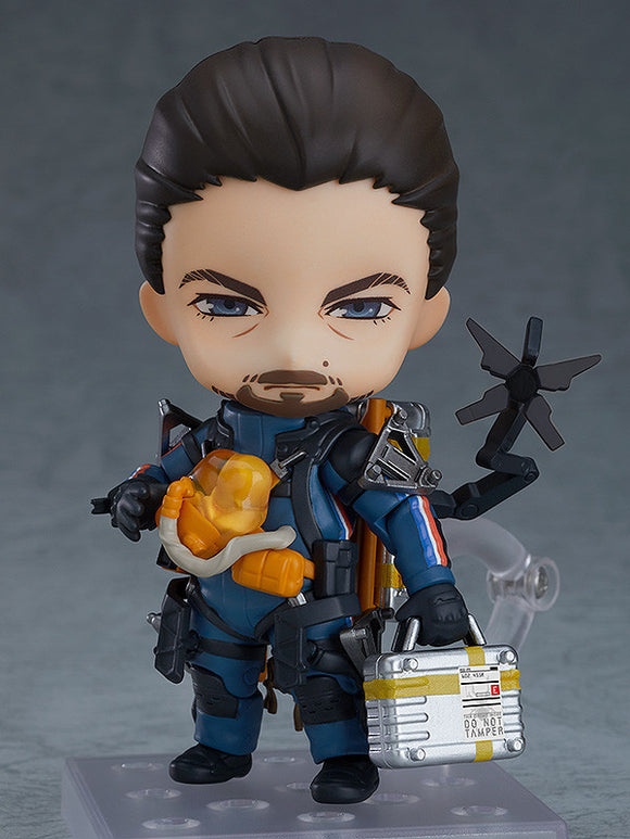 Nendoroid 1282 DEATH STRANDING - Sam Porter Bridges main pose