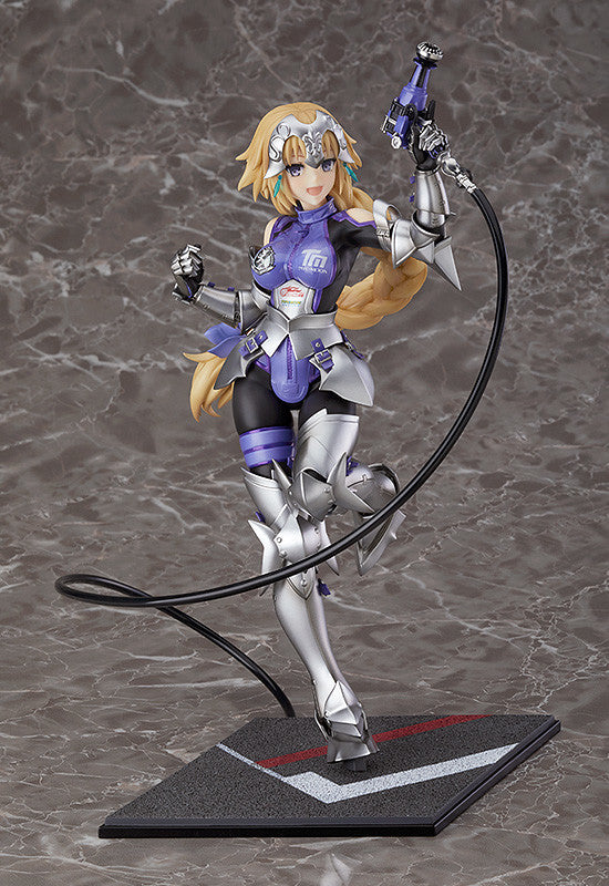 Scale Figure 1/7 Jeanne d'Arc: Racing Ver. front pose