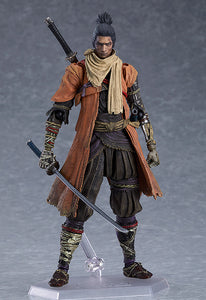 figma 483 Sekiro: Shadows Die Twice - Sekiro main pose