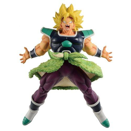 Banpresto Ichobansho Dragon Ball Rising Fighters - Super Saiyan Broly main pose