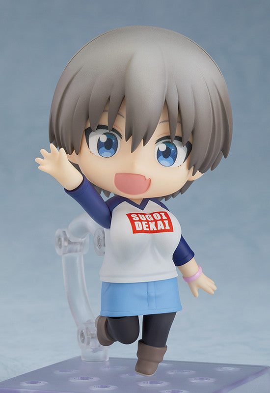 Nendoroid 1454 Uzaki-chan Wants to Hang Out! - Hana Uzaki main pose
