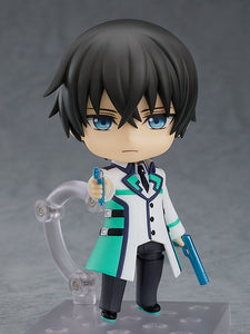 Nendoroid 1432 The Irregular at Magic High School: Visitor Arc - Tatsuya Shiba main pose