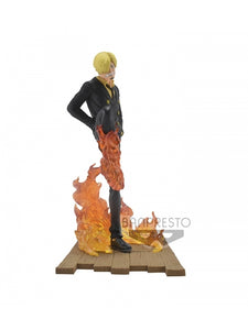 Banpresto One Piece Log File Selection fight vol 2 sanji main pose