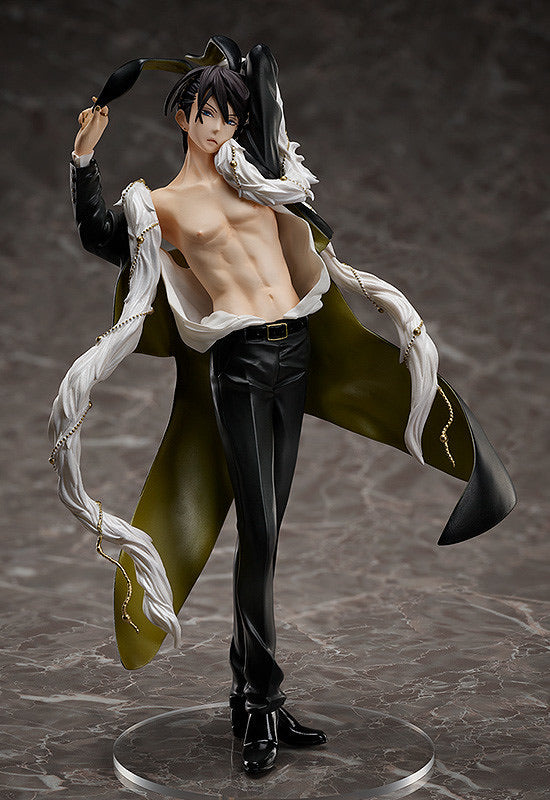Scale Figure 1/8 - Takato Saijo main pose
