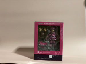 figma 459 Sword Art Online Alternative: Gun Gale Online - LLENN front of the box