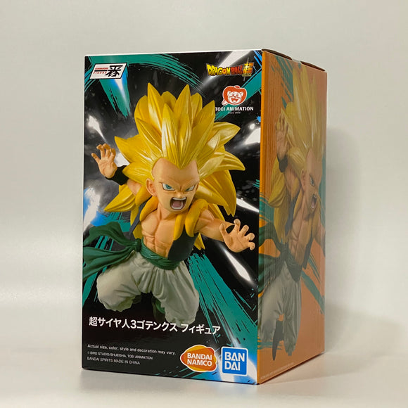 Banpresto Ichibansho - Dragon Ball - Super Saiyan 3 Gotenks main box
