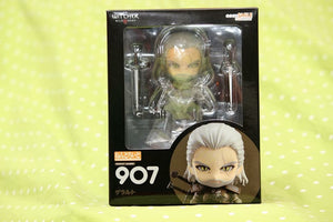 Nendoroid 907 The Witcher 3 : Wild Hunt -  Geralt
