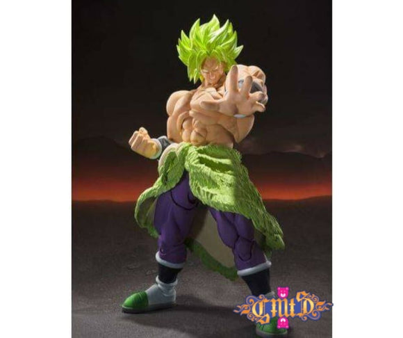 S.H.Figuarts Dragon Ball Z - Full Power Broly