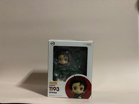 Nendoroid 1193 Demon Slayer: Kimetsu no Yaiba - Tanjiro Kamado front of the box