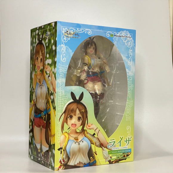 Scale Figure 1/7 Ryza (Reisalin Stout) main box