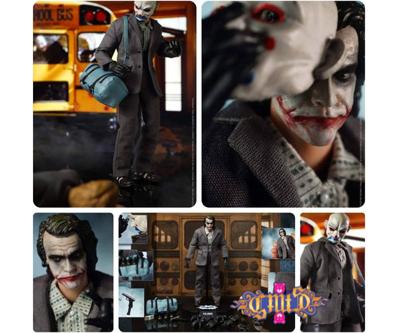 Soap Studio - 1/12 Action Figure - The Joker Bank Robber ver collage