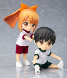 Nendoroid Doll: Outfit Set (Gym Clothes - Red) with out jacket pose
