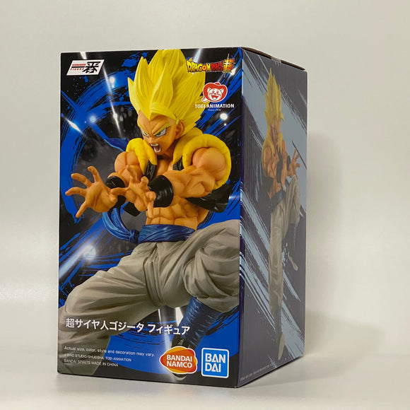 Banpresto Ichibansho - Dragon Ball - Super Saiyan Gogeta main box