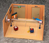 Nendoroid Play Set 07 : Gymnasium B Set combined with A