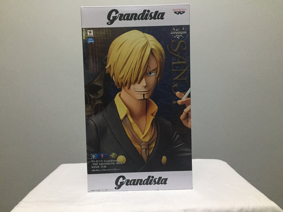 Banpresto Grandista One Piece The Grandline Men Sanji