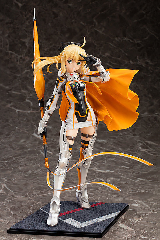 Scale Figure 1/7 - Altria Pendragon: Racing Ver. main pose