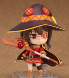 Nendoroid 725 KONO SUBARASHII SEKAI NI SYUKUFUKU WO! 2 - Megumin front left pose with eye patch
