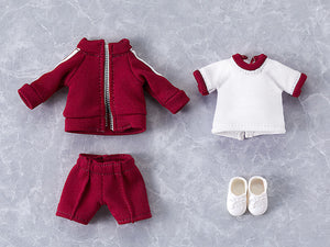 Nendoroid Doll: Outfit Set (Gym Clothes - Red) main pose