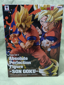Banpresto Dragon Ball Z Absolute Perfection Son Goku