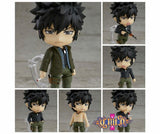 Nendoroid 1066-DX PSYCHO-PASS Sinners of the System - Shinya Kogami collage