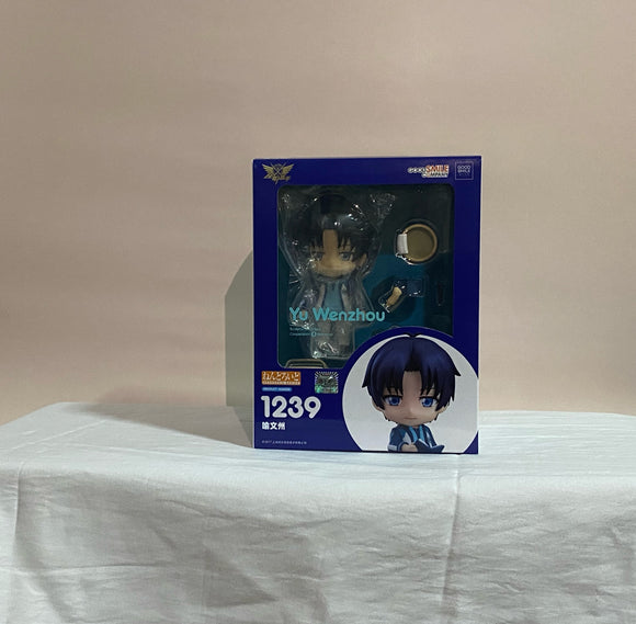 Nendoroid 1239 The King's Avatar - Yu Wenzhou front of the box