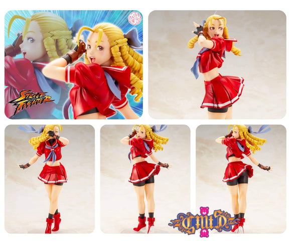 Scale Figure 1/7 - Kotobukiya-Street Fighter - Karin