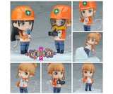 Nendoroid 1021 A Place Further Than the Universe - Hinata Miyake collage