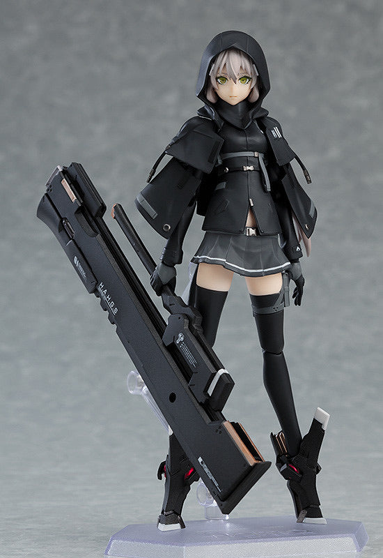 Figma 485 Heavily Armed High School Girls - Ichi [another] main pose