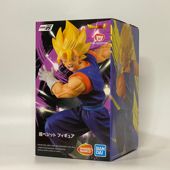 Banpresto Ichibansho - Dragon Ball - Super Saiyan Vegito main box