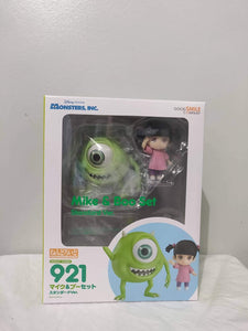Nendoroid 921 Monsters, Inc. - Mike & Boo Set: Standard Ver.