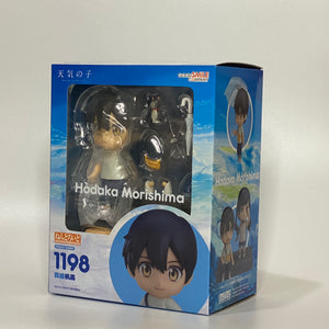 Nendoroid 1198 Weathering with You - Hodaka Morishima main box