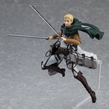 Figma 446 Attack on Titan - Erwin Smith front left pose